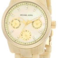 Michael Kors Mini Horn Acrylic Watch MK5400