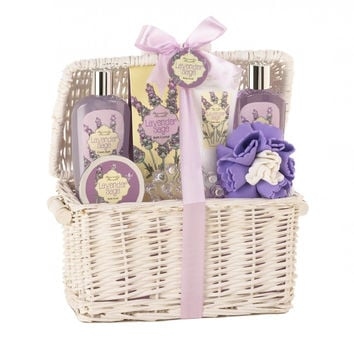 Lavender And Sage Spa Set