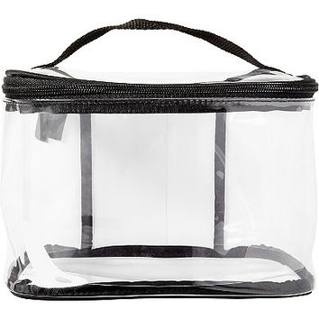 Tartan + Twine Basics Clear Train Case Ulta.com - Cosmetics, Fragrance, Salon and Beauty Gifts