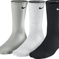 NIKE Performance Cushion Crew Training Socks (3 Pair)