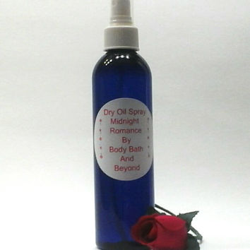 Dry Oil Body Spray 8 oz