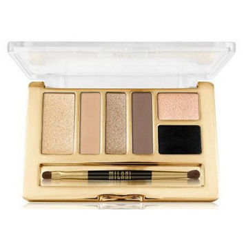 Milani Everyday Eyes Eyeshadow Collection - 01 Must Have Neutrals