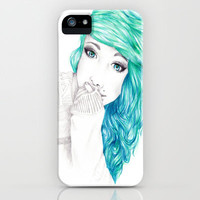 Katie iPhone Case by Krista Rae | Society6