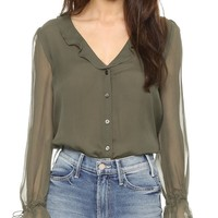 DVF Kirsty Blouse