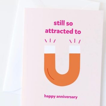 Attracted to U Card
