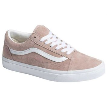 Vans Y Old Skool(Suede)Suiting