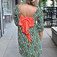 Bow and Arrow Dress