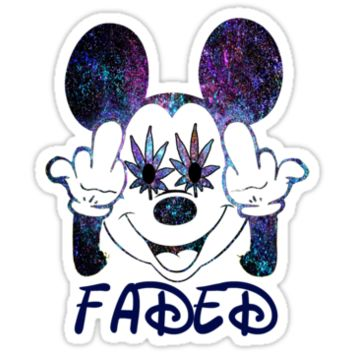 Faded Mickey T Shirts Amp Hoodies From Redbubble