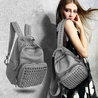 Hot Deal Back To School On Sale Casual College Comfort Stylish Korean Backpack [8940755143]