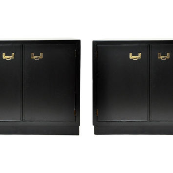 Campaign-Style Chests, Pair