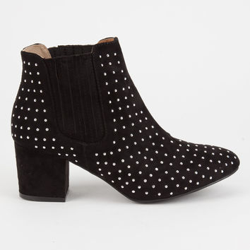 QUPID Studded Womens Boots | Boots + Booties