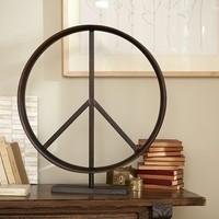 Peace Sign | Pottery Barn