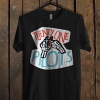 twenty one pilots logo T Shirt Mens T Shirt and Womens T Shirt *