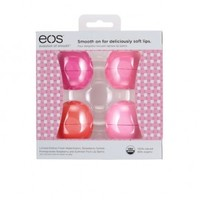 eos - eos Limited Edition Basket of Fruit Collection Lip Balm 4-Pack