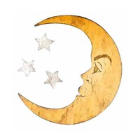One Kings Lane - Add Spellbinding Style - Moon & Stars Wall Decor