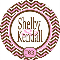Custom Sorority Personalized Room Signs. Sorority Initiation or Bid Day gifts. Big little gift! Dorm Room or Sorority house sign