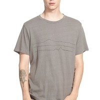 Men's rag & bone 'Sound Wave' Graphic T-Shirt,