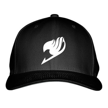 Fairy Tail Embroidered Baseball Cap
