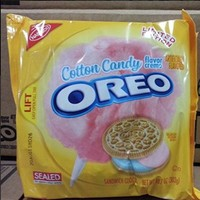 Cotton Candy Oreos Limited Edition