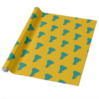 Elephant Wrapping Paper