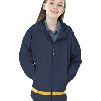 Charles River Raincoats- Youth - 5 Color Choices