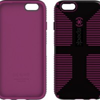 Speck Products CandyShell Grip Case for iPhone 6 - Black/Boysenberry
