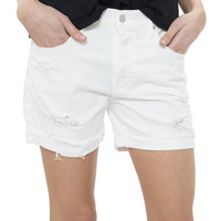 Mother Denim - The Loosey Fray Short