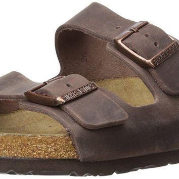 a0a12e9ba Birkenstock Arizona Soft Footbed Leather Sandal