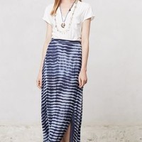 Crystal Refraction Skirt by Andree DeLair Blue Motif 4 Skirts