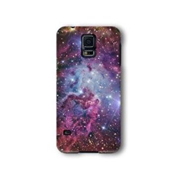 Samsung Galaxy S5 Case, Galaxy Nebula Pattern 3d-sublimated, Mobile Accessories.