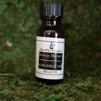 Energy Booster Blend Essential Oil by Apothic Garden