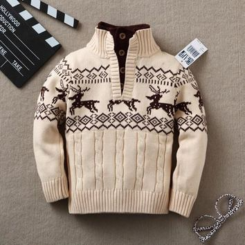 Girls Sweaters outerwear