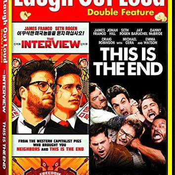 James Franco & Seth Rogen - Interview, the 2014 This Is the End - Vol