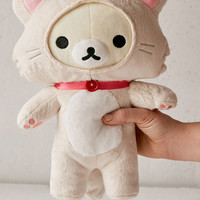 Korilakkuma Stuffed Cat | Urban Outfitters