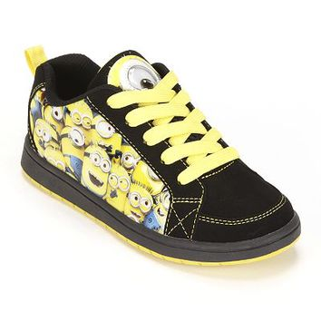 Despicable Me 2 Minion Athletic Shoes - Boys