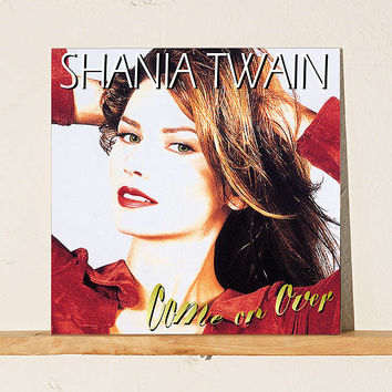 Shania Twain - Come On Over 2XLP - Urban Outfitters