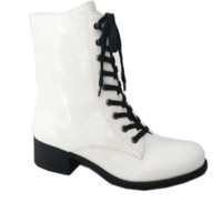 Moon Walker Lace Up Boots
