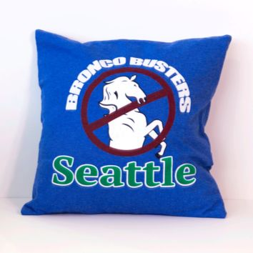Seattle Seahawks Pillow