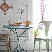 Plum & Bow Scroll Bistro Table-
