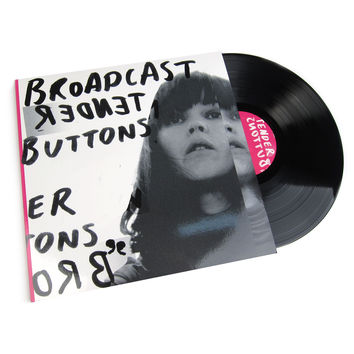 Broadcast: Tender Buttons Vinyl LP