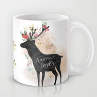 Deer lover Mug by Narais