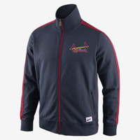 The Nike Cooperstown N98 1.3 (MLB Cardinals) Men's Track Jacket.