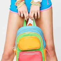 Catch Some Rays Mini Backpack