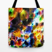Dale Chihuly Detail at the Bellagio Tote Bag by UMe Images