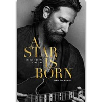 S1705 A Star Is Born Bradley Cooper Lady Gaga 2018 New Movie Wall Art Painting Print On Silk Canvas Poster Home Decoration