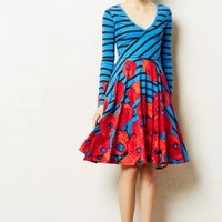 Coquelicot Dress by Tracy Reese Blue Motif