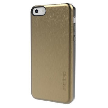 The Gold feather SHINE Case for the iPhone 5c