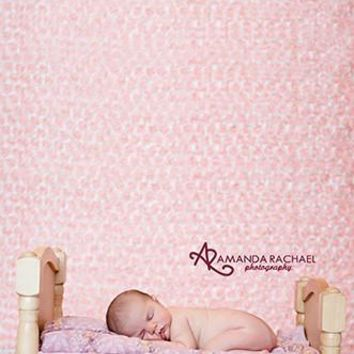 Natural Newborn Baby Bed Poser - PRG98110