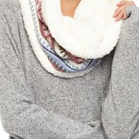Sherpa Lined Snood