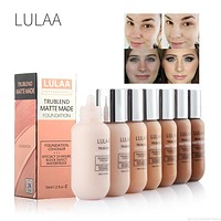 Matte Liquid Cream Foundation